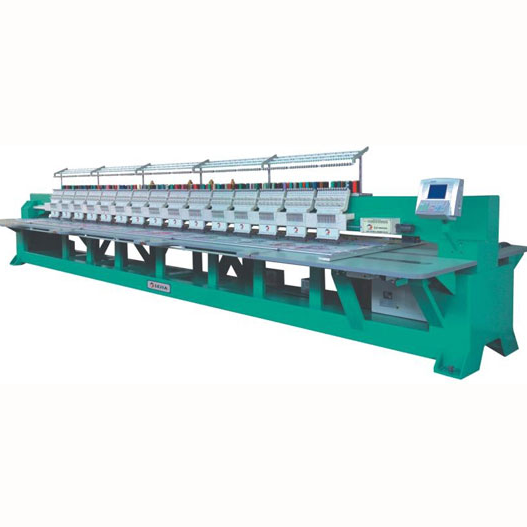 LJ-1215-400X500Y550 Flat Embroidery Machine