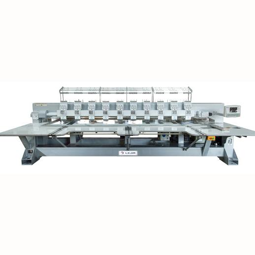 LJ-610-400X500Y800 Flat Embroidery Machine