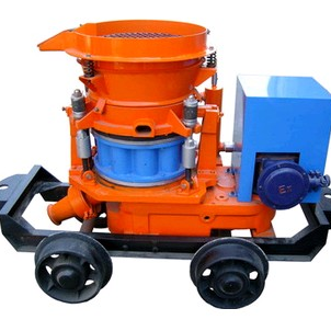 PZ Series Dry-Mix Shotcrete Machine