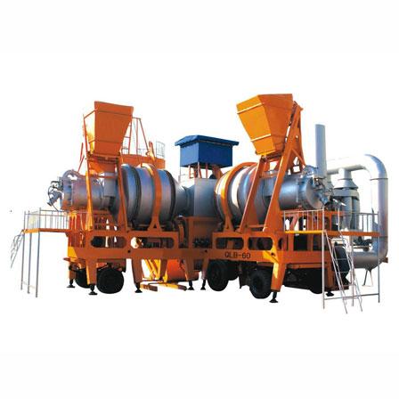 QLB60 Asphalt Mixing Plant