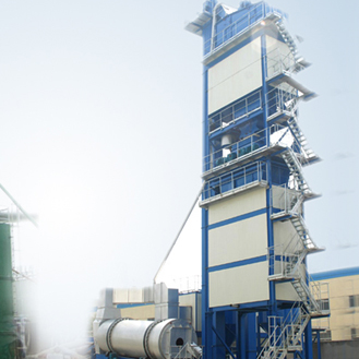 Asphalt Mixing Plant-Integrated Bins