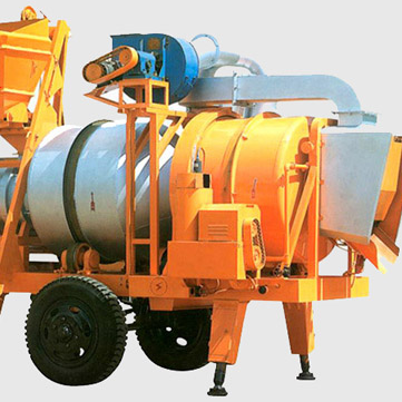 Asphalt Mixing Plant-Twin Drum