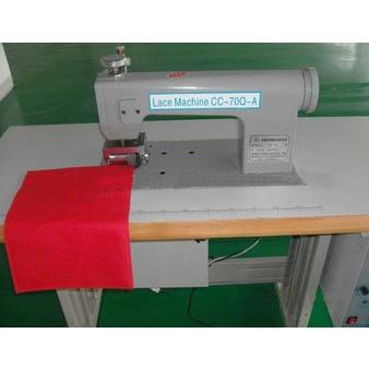 CC-70 Ultrasonic Lace Making Machine
