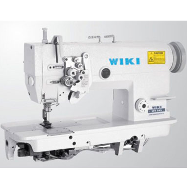 WK845 High-Speed Twin-Needle Split Needle Bar Lockstitch Sewing Machine