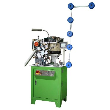 Auto Zipper Slider Mounting Machine