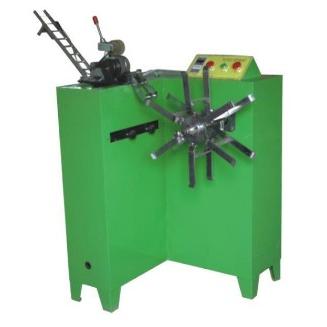 Zipper Roll Winding Machine