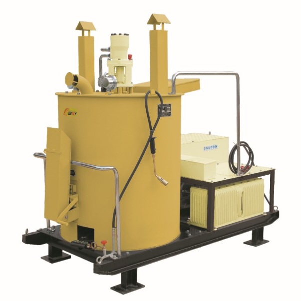 GN-HSP Hydraulic One-cylinder Thermoplastic Pre-heater