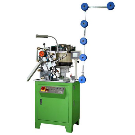 HY-133J-A Auto Metal Zipper Slider Mounting Machine