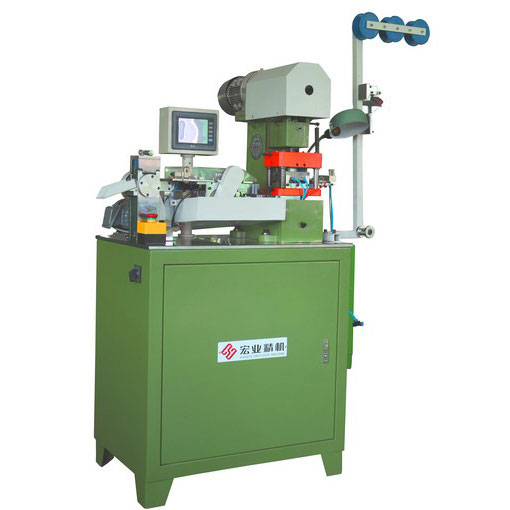 HY-101S-A Auto Plastic Zipper Gapping Machine