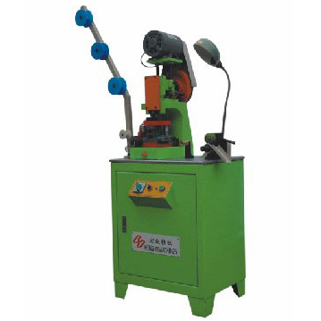 HY-103N Auto Open-end Punching Zipper Machine