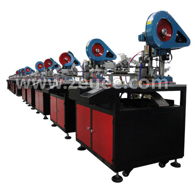 ZEUEE-ZDSQ2012 Cylinder Automatic Production Line