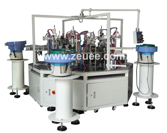 ZEUEE-LL110914 Sprayer Automatic Assembly Machine