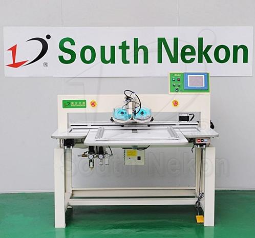 NK-2011 Auto Computer Control Rhinestone Hot-Fix Machine