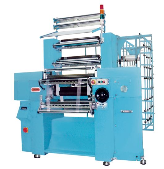 YTW-C 609/B8 Crochet Knitting Machine