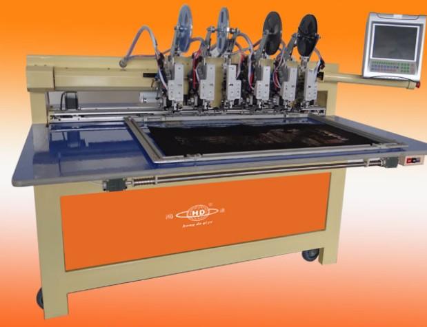 HD-TZ200403 Automatic Beads Motif Machine