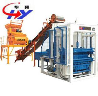 HY-QT5-20 Brick Making Machine
