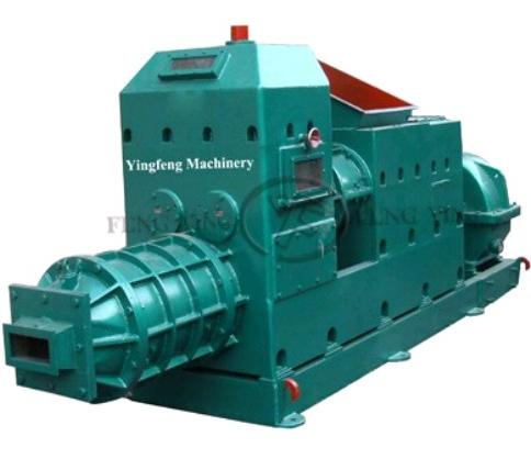 JKRL Energy saving vacuum extruder