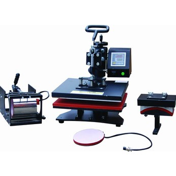 4in1 Combo Heat Press Machine