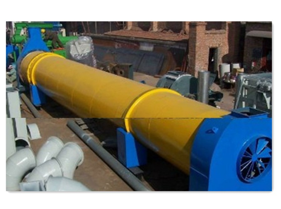 Hot selling cylinder drum dryer with good quality