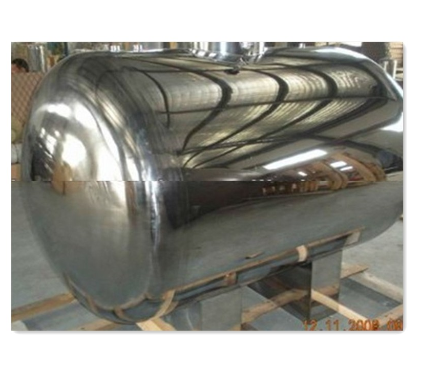 500-1000L Stainless Steel diesel fuel storage tank