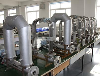 mass flow measurement