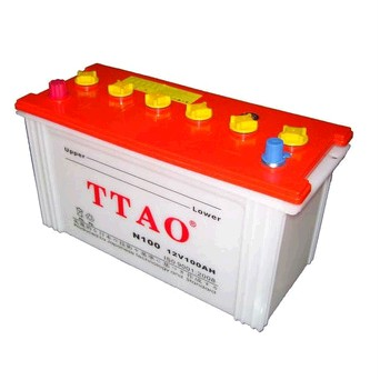 Dry Charged Lead Acid Battery N100