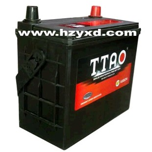 Sealed Lead Acid MF Car Battery 48D26L