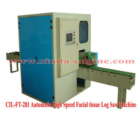 CIL-FT -281 Automatic Facial tissue cutting machine