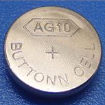 AG10 1.5V Alkline Button Cell