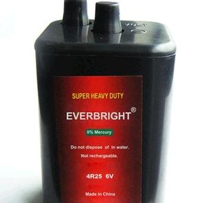 6V 4R25 Battery