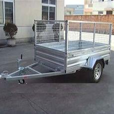 galvanized steel cage