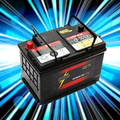 SHENGLONG Car battery 12V 60AH