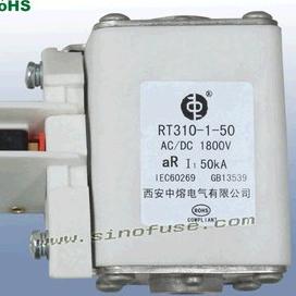 50A 1800V DC Surge Protector Fuse