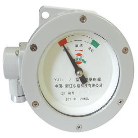 Oil flow relay