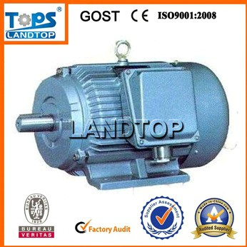 TOPS Electric AC Induction Motor