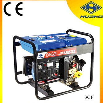 3KW Diesel Generator Single Phase