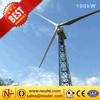 100KW Wind Turbine Generator