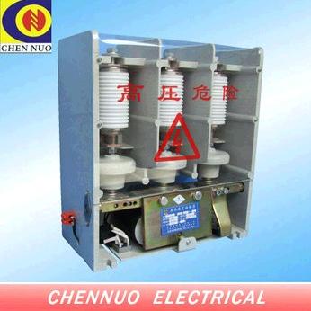 JCZ5 160A 250A 400A/7.2KV High Voltage Vacuum Contactor