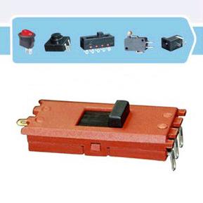 Slide Switch AC 250V SS-140A