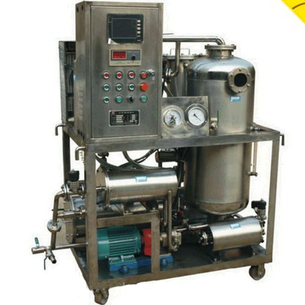 Fire Resistant Oil Filtration and Filling Purifier
