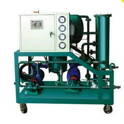 JFS Series Open Portable Stainless Steel Coalescence-Separation Oil Purifier
