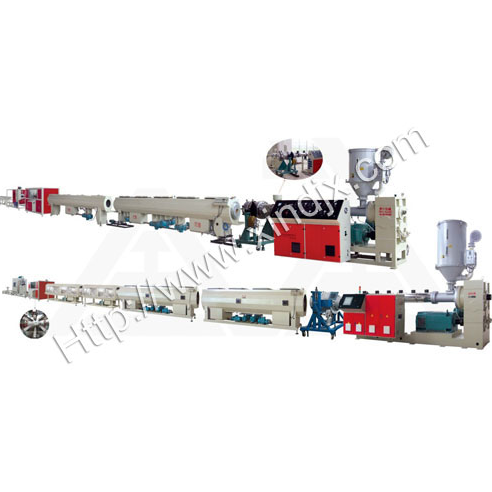 HDPE Pipe Production Extrusion Line