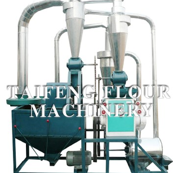 6FYZ-40T automatic feeding, leather core separation flour machine
