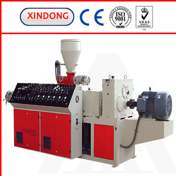 SJZ CONICAL PLASTIC-SCREW EXTRUDER