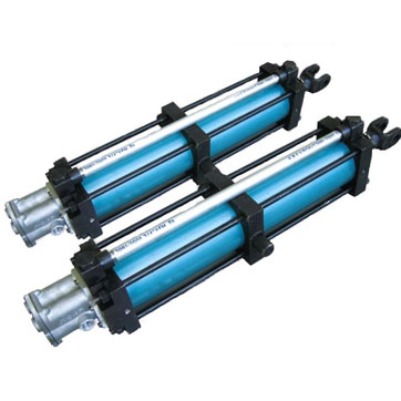 Aluminum industry cylinder- Mechanical anti falling type
