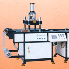 Rjd-515×580 B Plastic Thermoforming Machine