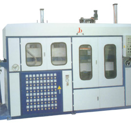 RJD-610/1130Automatic High Speed Blowing Forming Machine