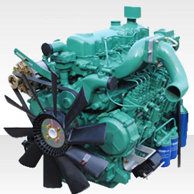 Vehicle diesel engine (QC4DAE )