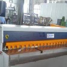 Truecut mechanical shearing machine