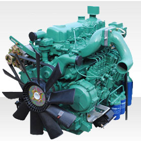 Vehicle diesel engine (QC4DA)